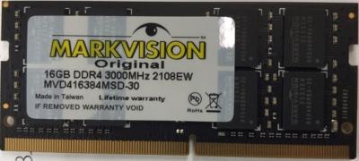 Memoria SODIMM DDR4 Markvision 16G 3000 MHz 1.20V BULK