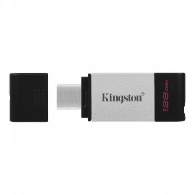 Pen Drive KINGSTON DT80 128GB USB TYPE C  3.2 (6422)