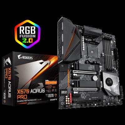 Mother GIGABYTE X570 AORUS PRO sAM4 DDR4 (5999)