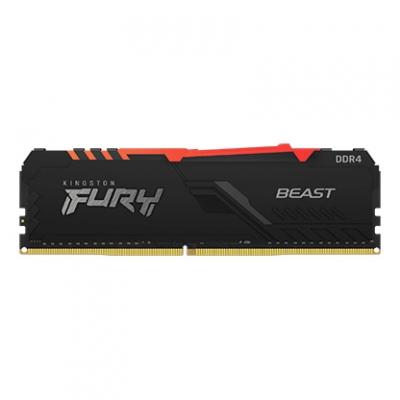 Memoria DDR4 32Gb 3600 Kingston FURY BEAST  RGB